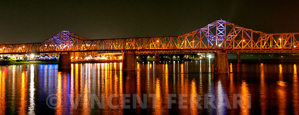 Ohio River, Louisville