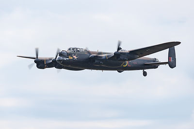 "Lancaster PA474 as AR-L ""Leader"""