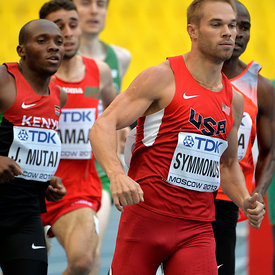 Nick SYMMONDS (USA)