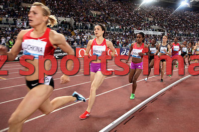 1500m women's at the 2012 Rome Golden Gala - Rome Diamond League