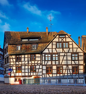Traditional House in Strasbourg