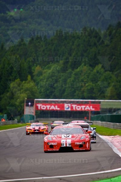 2008 FIA GT - Total 24 Hours of Spa