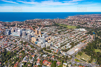 Bondi Junction Wide Shot