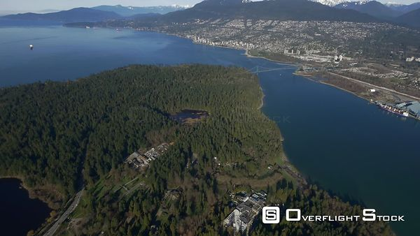 Stanley Park and West Vancouver