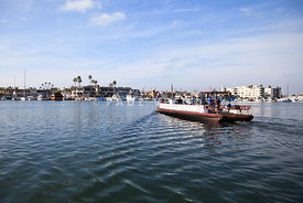 Balboa Island Ferry Newport Beach