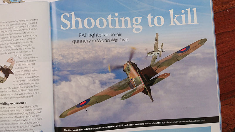 RAF Memorial Flight Club 2018 autumn journal