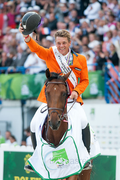 WEG Show Jumping Final four - Sunday 07.09.2014