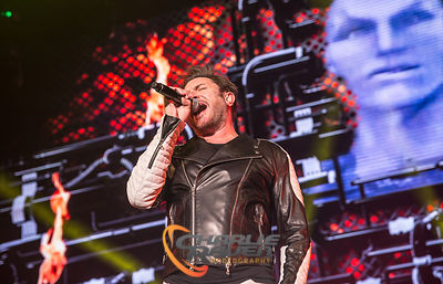 Duran Duran - Bournemouth International Centre 09.12.15