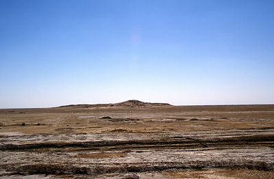 The Ziggurat at Eridu