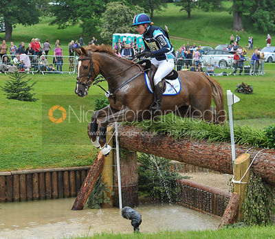 Olivia Craddock and BILLY LIFFY - CCI***U25 - EquiTrek Bramham International Horse Trials 2016