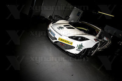 10 Kobayashi / Eng / Younessi / Spengler / Zuber MRS GT-Racing McLaren MP4-12C GT3