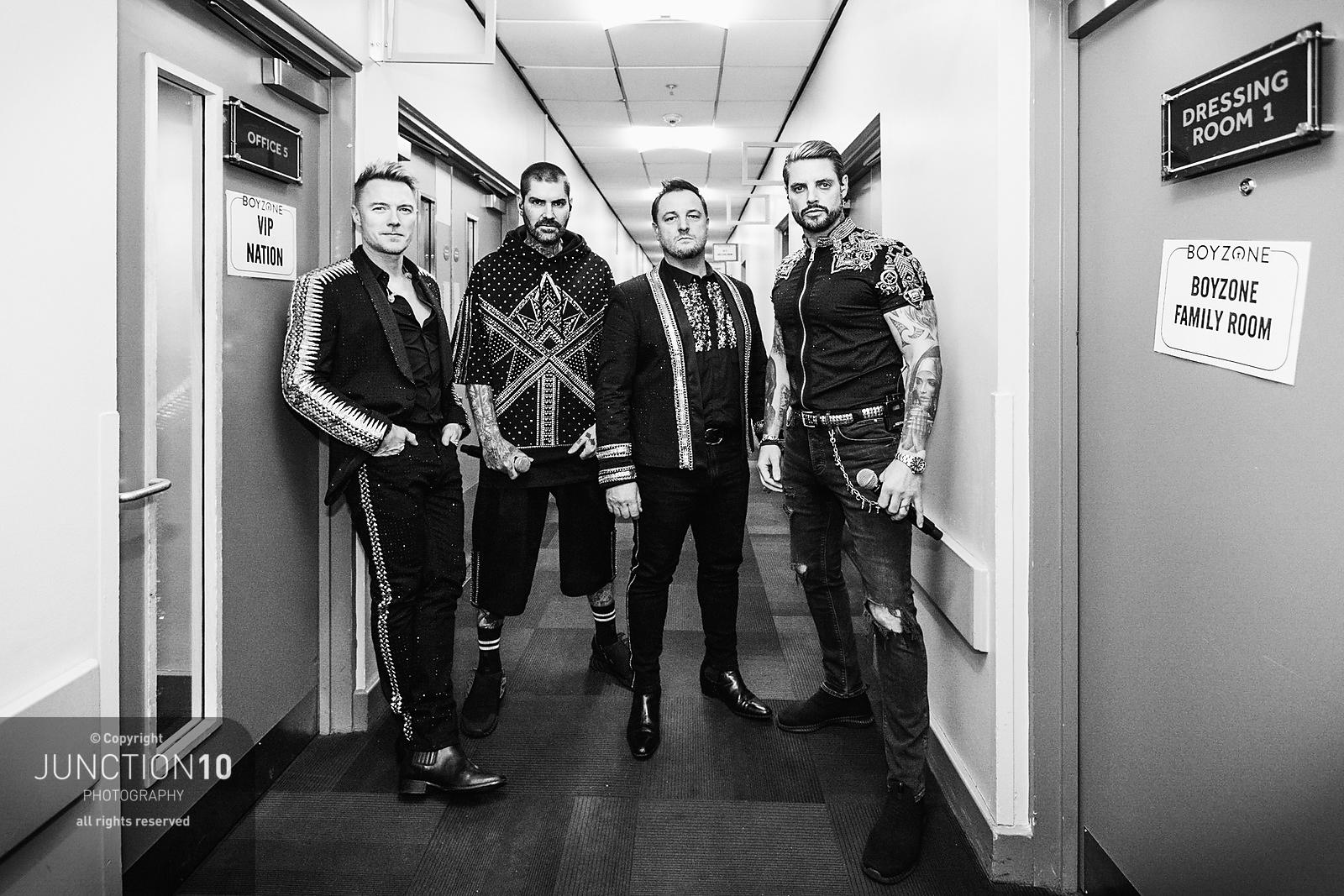 Boyzone Thank You & Goodnight concert at Resorts World Arena, Birmingham, United Kingdom - 08 Feb 2019