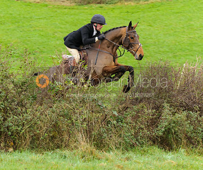 Simon Grieve - The Cottesmore Hunt at Tilton on the Hill, 9-11-13