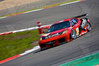 78 ADVANCED ENGINEERING ITA M Ferrari F430 GT Matt Griffin (GBR) Peter Bamford (GBR)