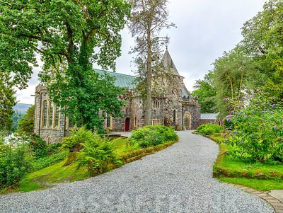 Scottish Church, Scotland