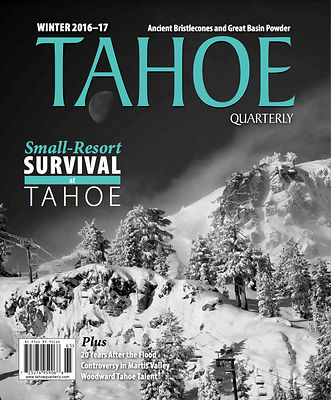 Tahoe Quarterly.