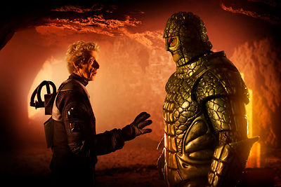 Doctor Who Series 10 Ep9 The Empress of Mars stills photography
