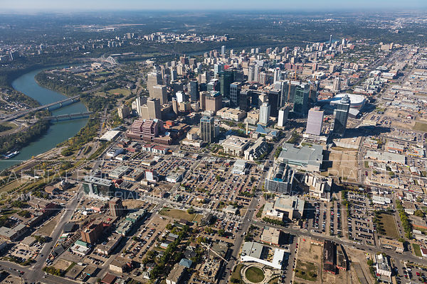 Downtown Edmonton
