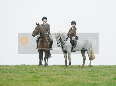 Lisa Ashmore - The Cottesmore Hunt at Newbold 18/2