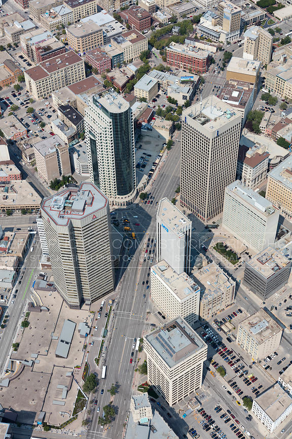 Portage and Main, Winnipeg