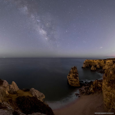Milky Way in Algarve - Portugal