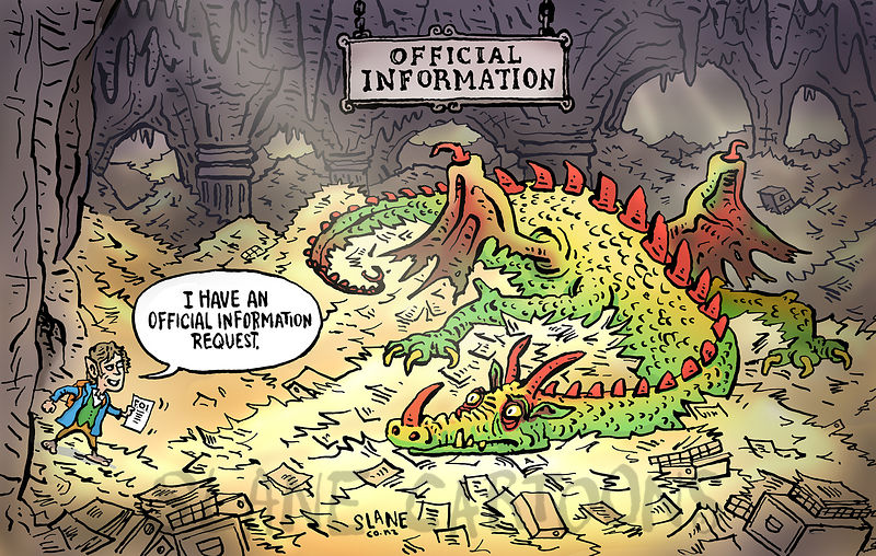 Dragon Hoarder Of Files- FOI