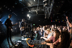 Blossoms live in concert at The Old Firestation in Bournemouth
