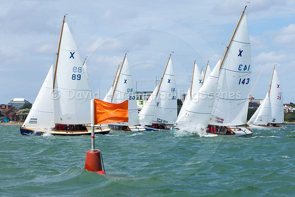 SAILING SCENES ON ADIDAS POOLE WEEK: DAY 1