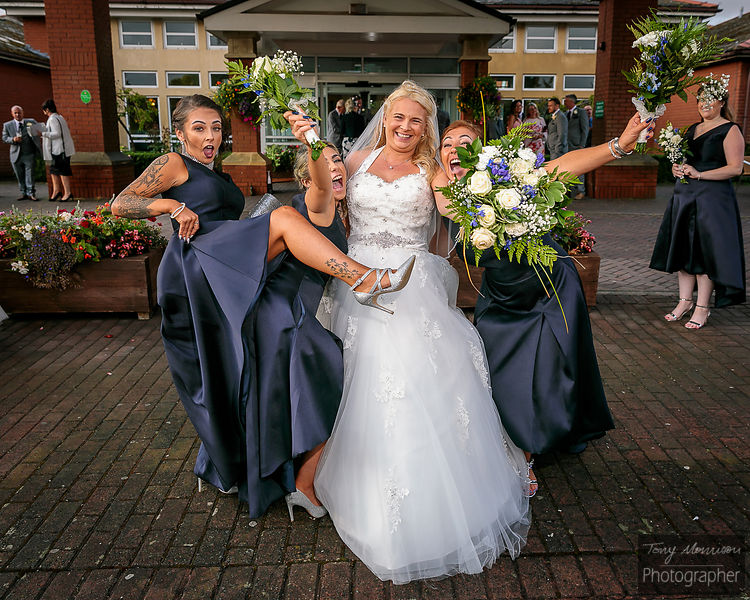Our Lady's Church, Birmingham & Bromsgrove Hotel & Spa Wedding Photos - Michelle & Mark's Wedding - August 2018 photos