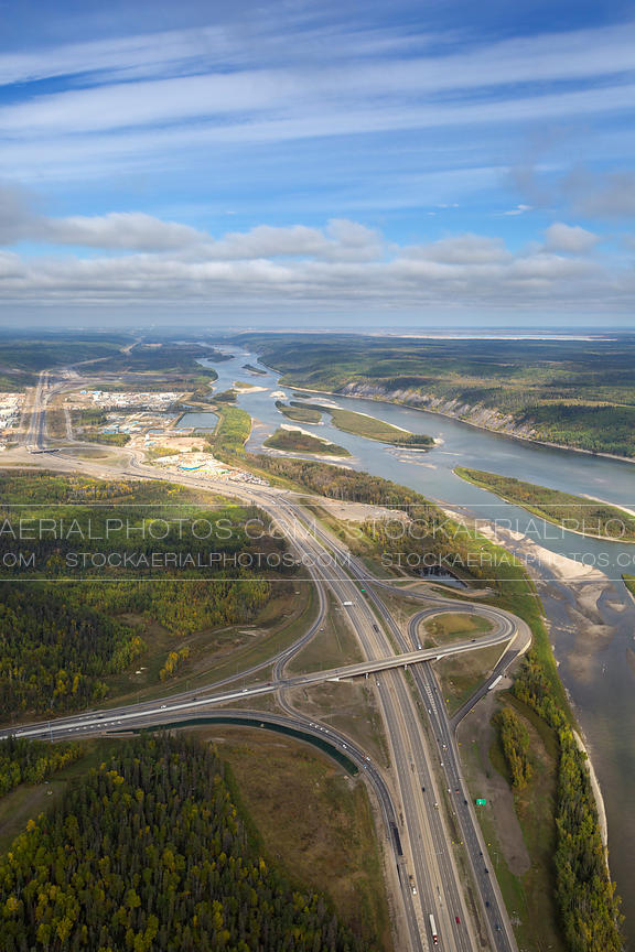 Highway 63, Fort McMurray