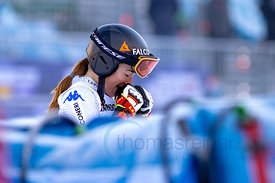 FIS Ski World Cup - Ladies Downhill Training Garmisch - Partenkirchen GER
