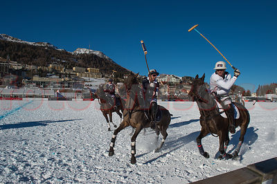 Horses & Riders - Snow Polo World Cup 2016