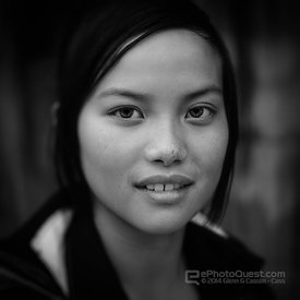 Beautiful Hmong Girl