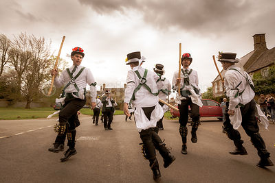 Adderbiry Village Morris Men