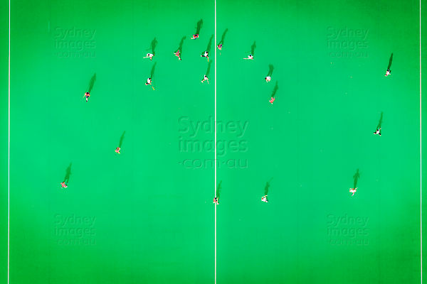 Shadow Hockey Match