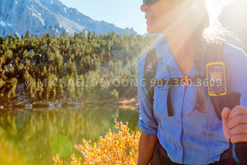 Adventure Hiking Backpacking - Eastern Sierras