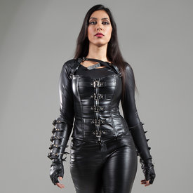 Nisha Fantasy Assassin stock photos