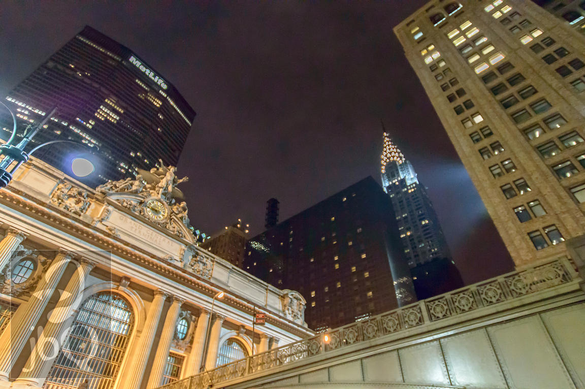 Grand Central and Chrysler