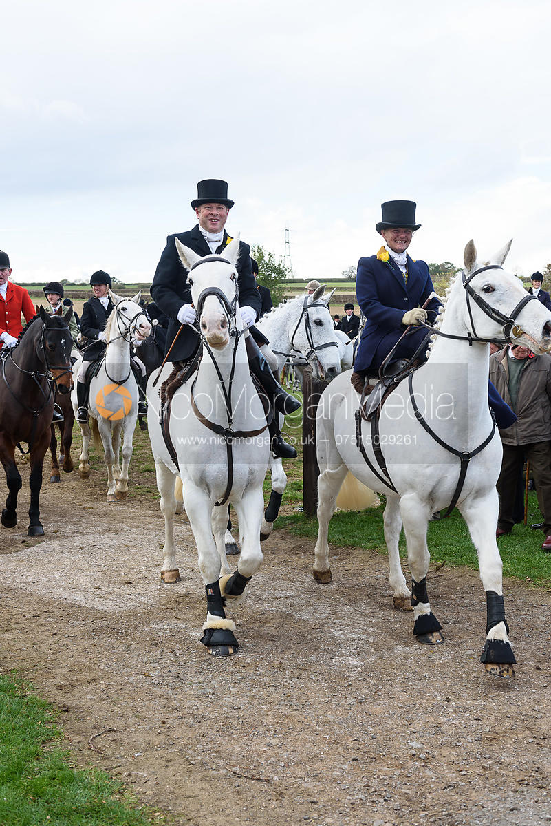 Quorn Hunt Opening Meet 2018