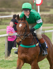 Charity Flat Race, Div II - The Quorn at Garthorpe 21st April 2013.