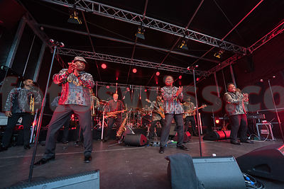 The Earth Wind & Fire Experience feat. The Al McKay All Stars - Poschiavo - Festival da Jazz 2017 photos
