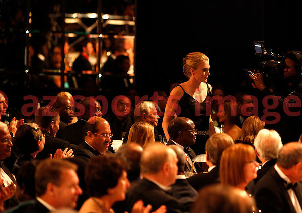 Sally Pearson at the IAAF Gala Monaco - Athlete of the year event