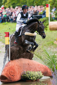 Alltech FEI World Equestrian Games™ 2014, Cross Country, Fischerrocana FST, Micheal Jung,