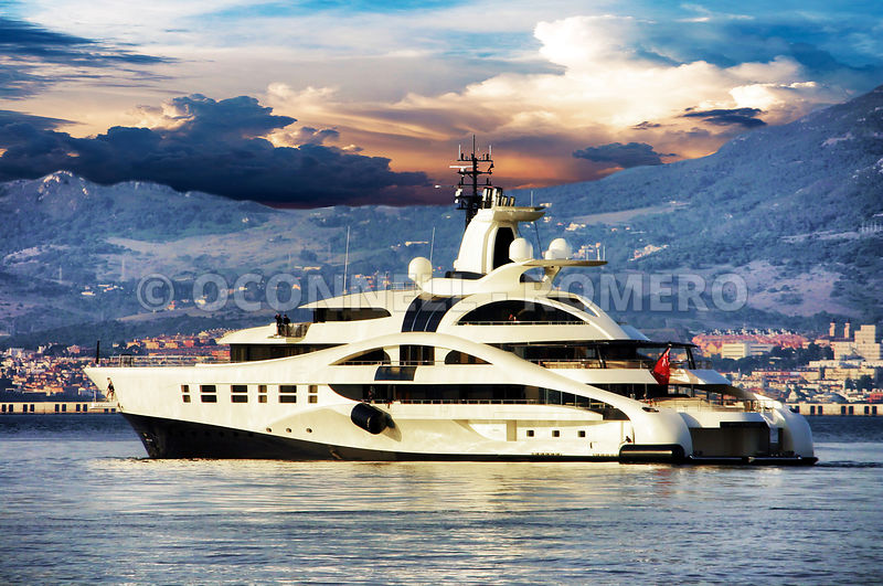 Superyacht Palladium
