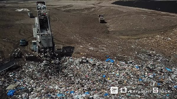 Garbage Transfer and Landfill Sit