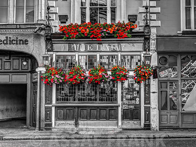 The Welsh Harp pub, London, UK