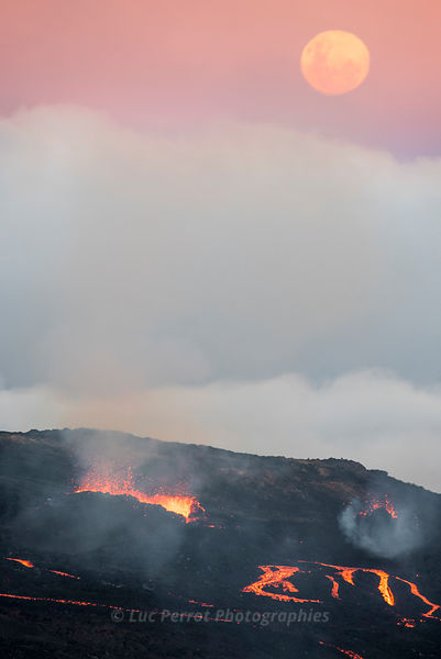 Eruption du 28 avril 2018