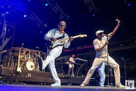 Kool & the Gang, Nice Jazz Festival le 12 Juillet 2015