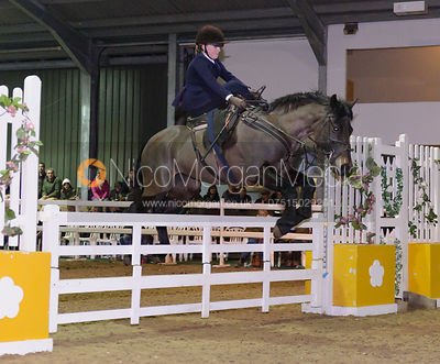 Lucy Burton - Quorn Hunt Gate Jumping 2014