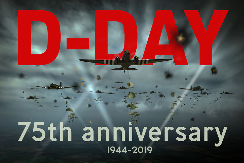 D-Day 75th poster